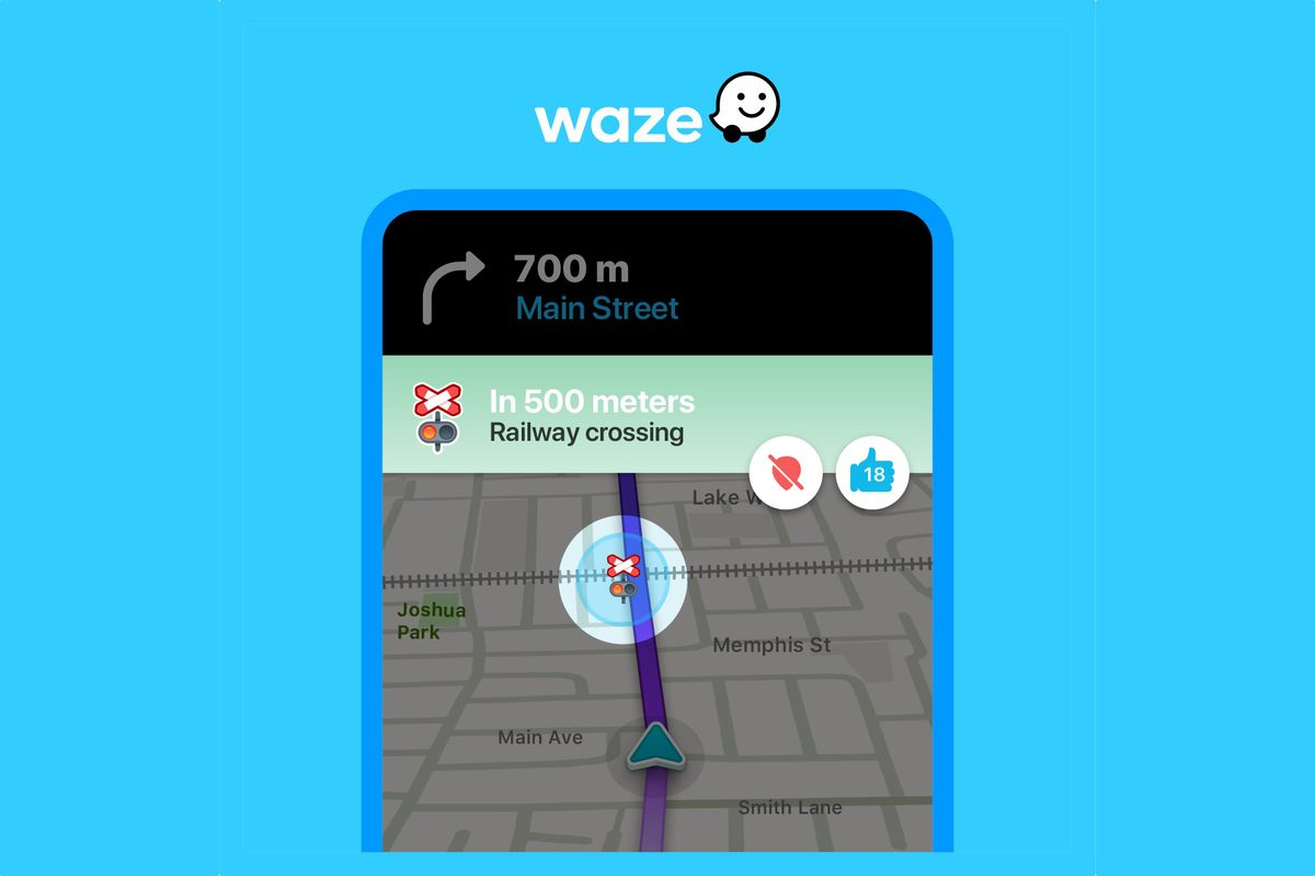 photo of Waze Rolling Out Railroad Crossing Alerts to More Countries image