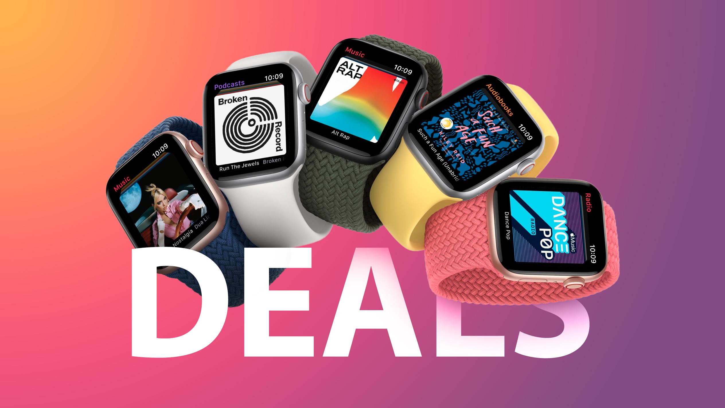 Apple Watch 6 Carrier Deals Feature