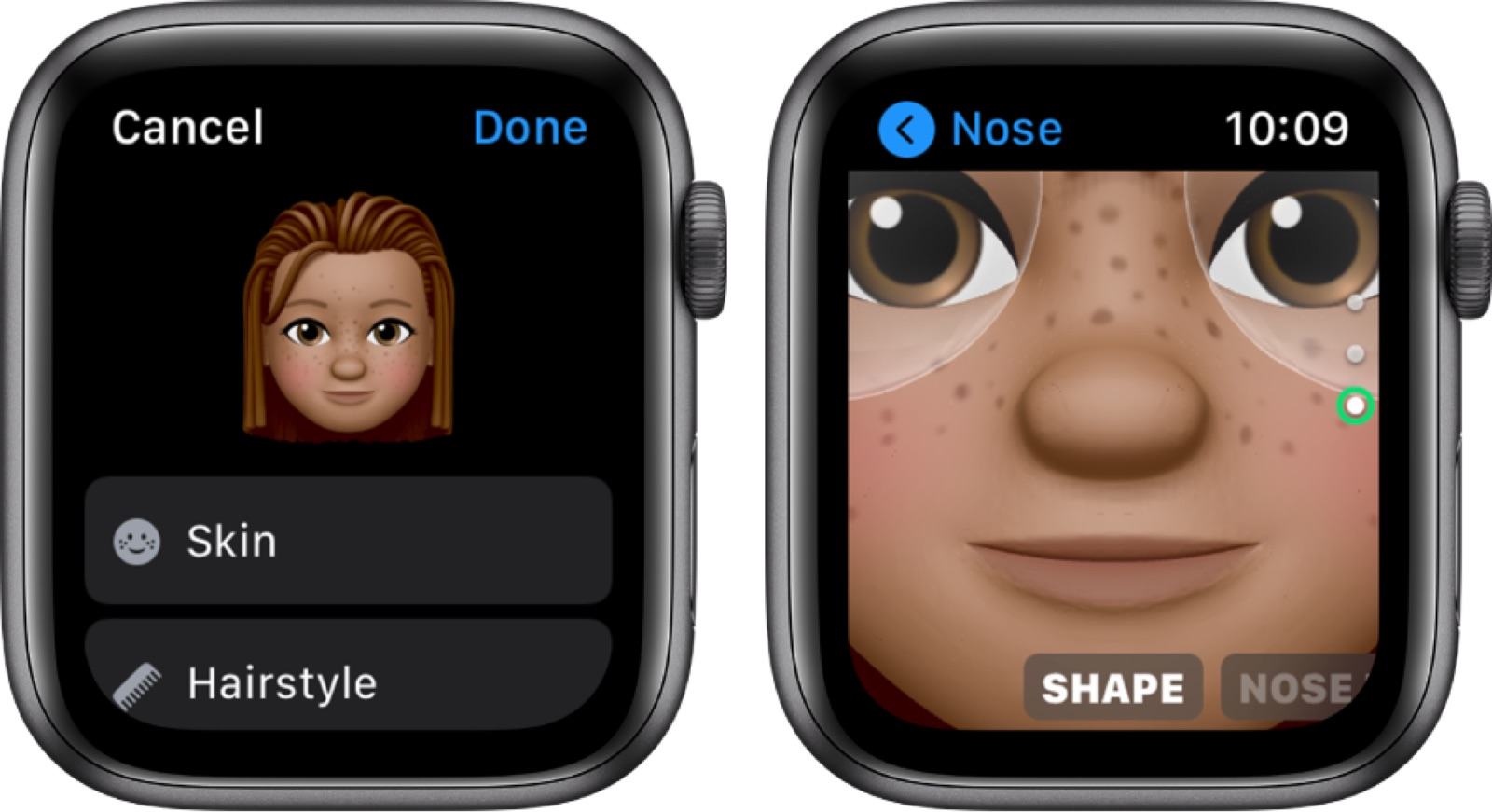 applewatchmemoji