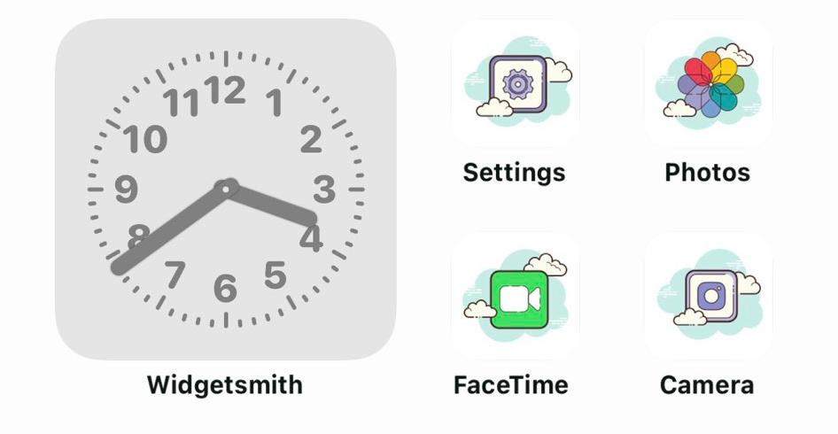 How To Change App Icons On Ios 14 Home Screen Macrumors
