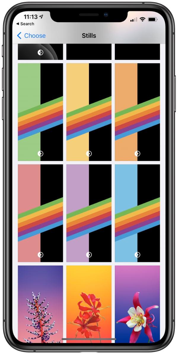What S New In Ios 14 Beta 7 Dark Mode Rainbow Wallpapers App Library Tweaks Macrumors Forums
