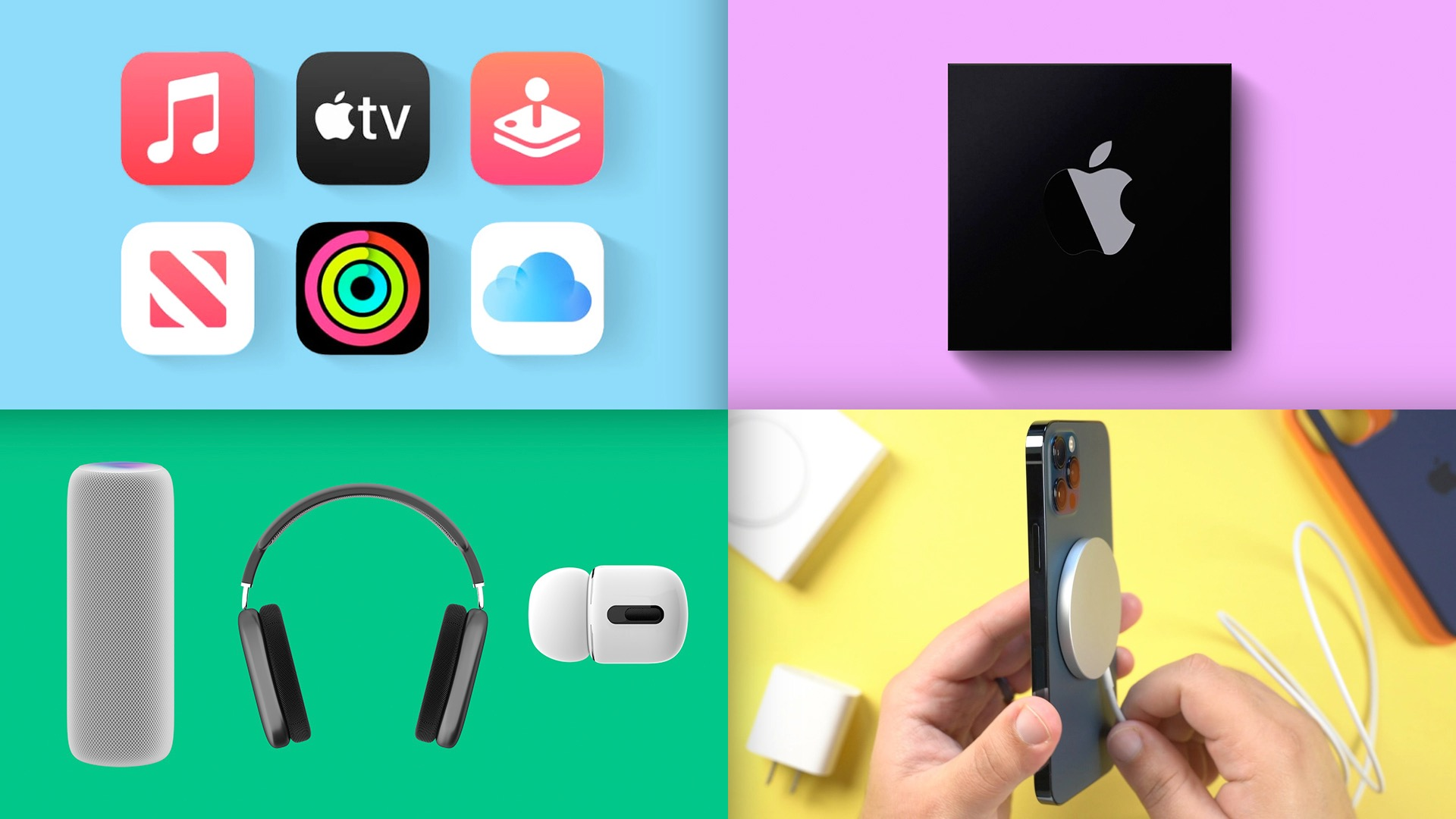 photo of Top Stories: Apple One Launch, iPhone 12 Pro Camera Performance, AirPods and HomePod Rumors image