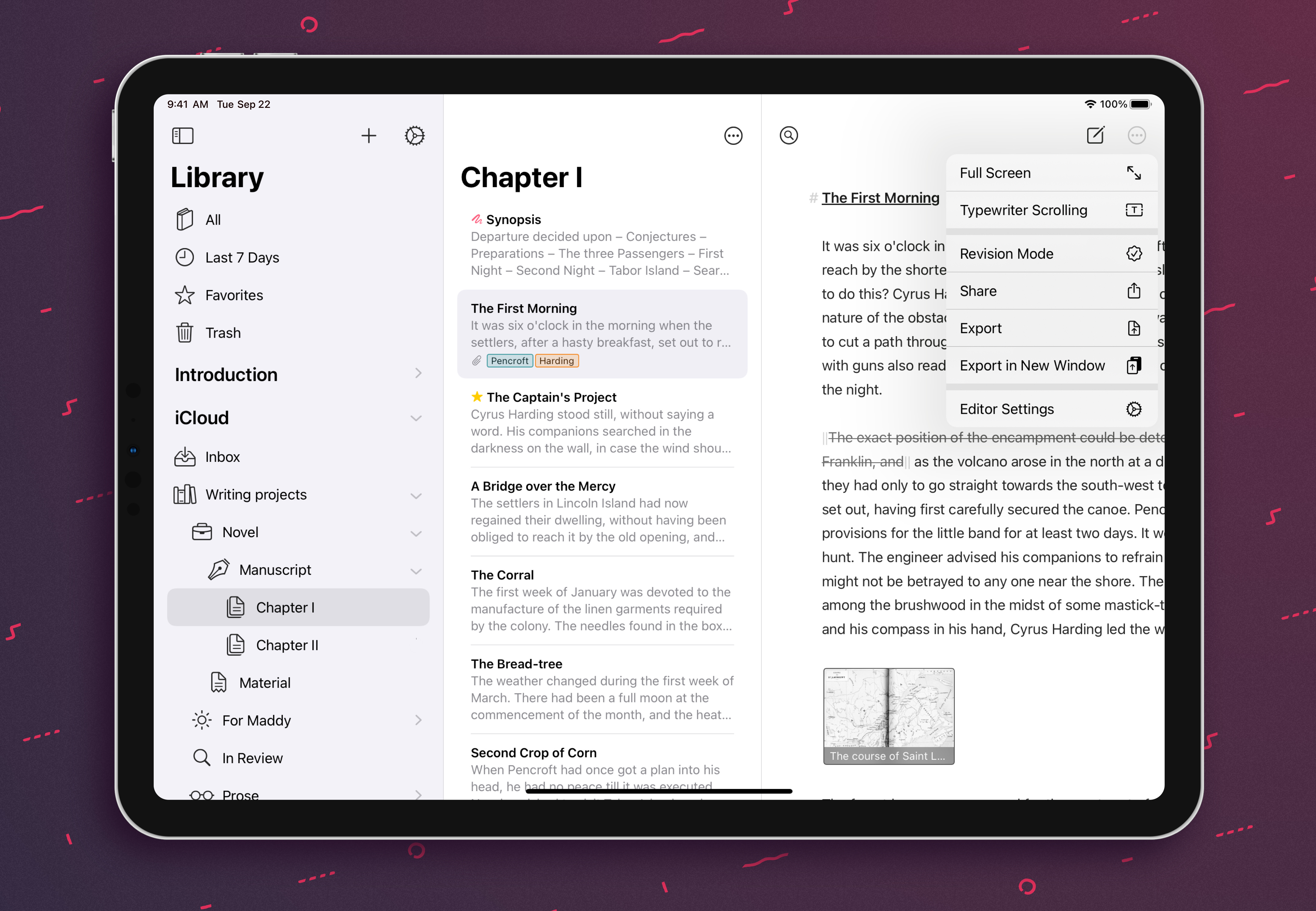 photo of Ulysses 21 Brings Advanced Grammar and Style Check to iPhone and iPad image