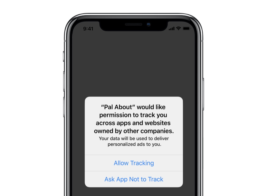 photo of iOS 14's Upcoming Anti-Tracking Prompt Sparks Antitrust Complaint in France image