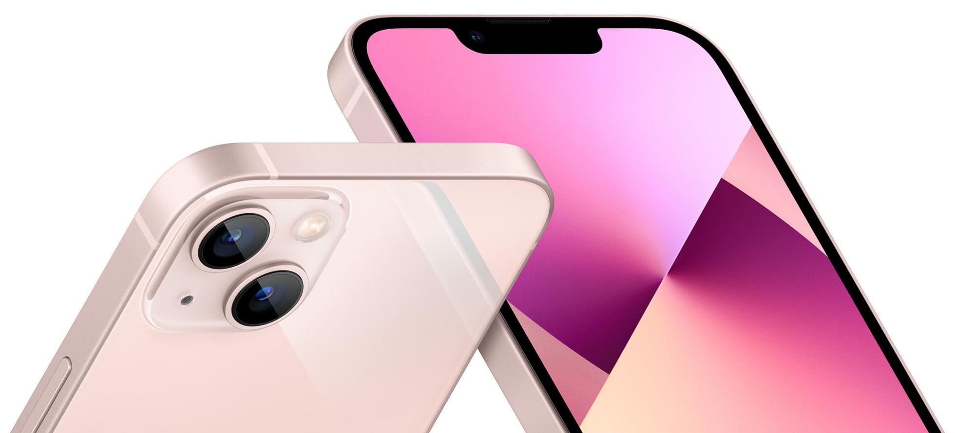 iphone 13 13 mini notch camera