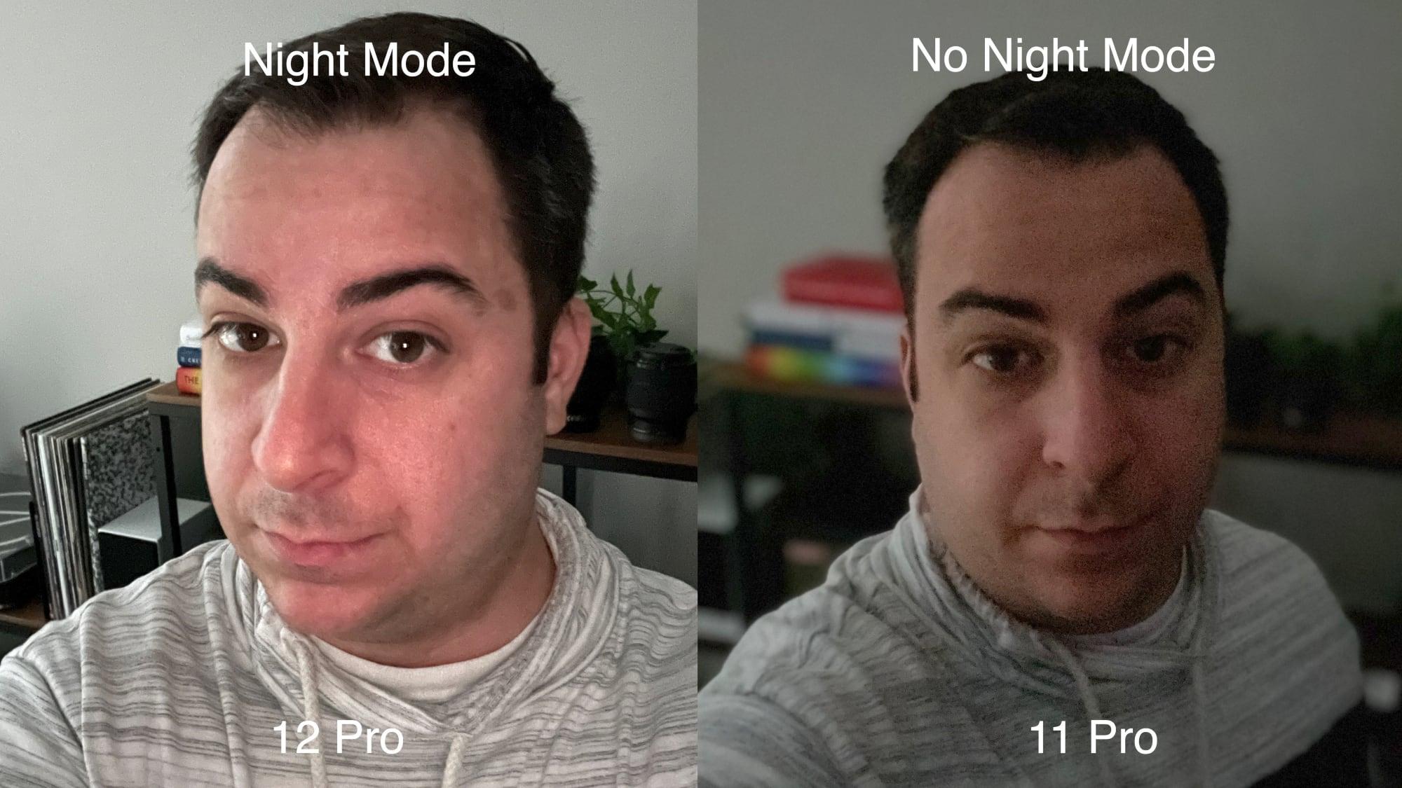 Camera Comparison: iPhone 12 Pro vs. iPhone 11 Pro