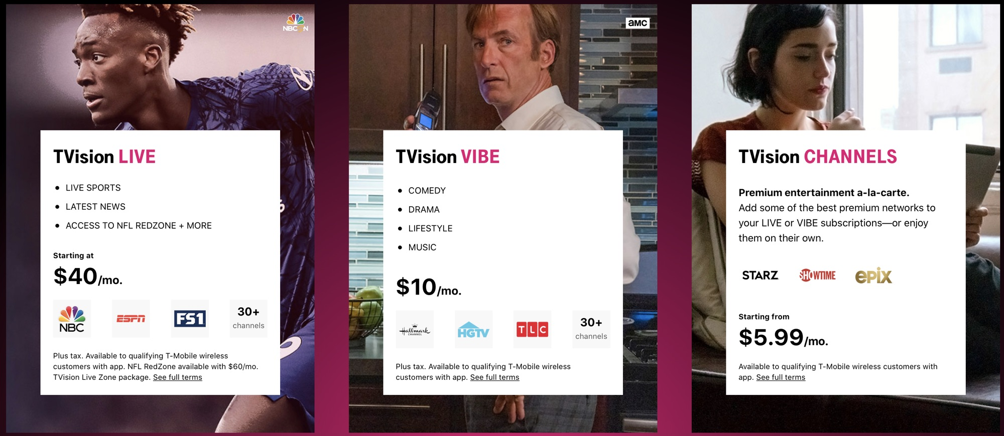 T-Mobile Announces New TVision Streaming Service, Offers Free Apple TV+ With Subscription