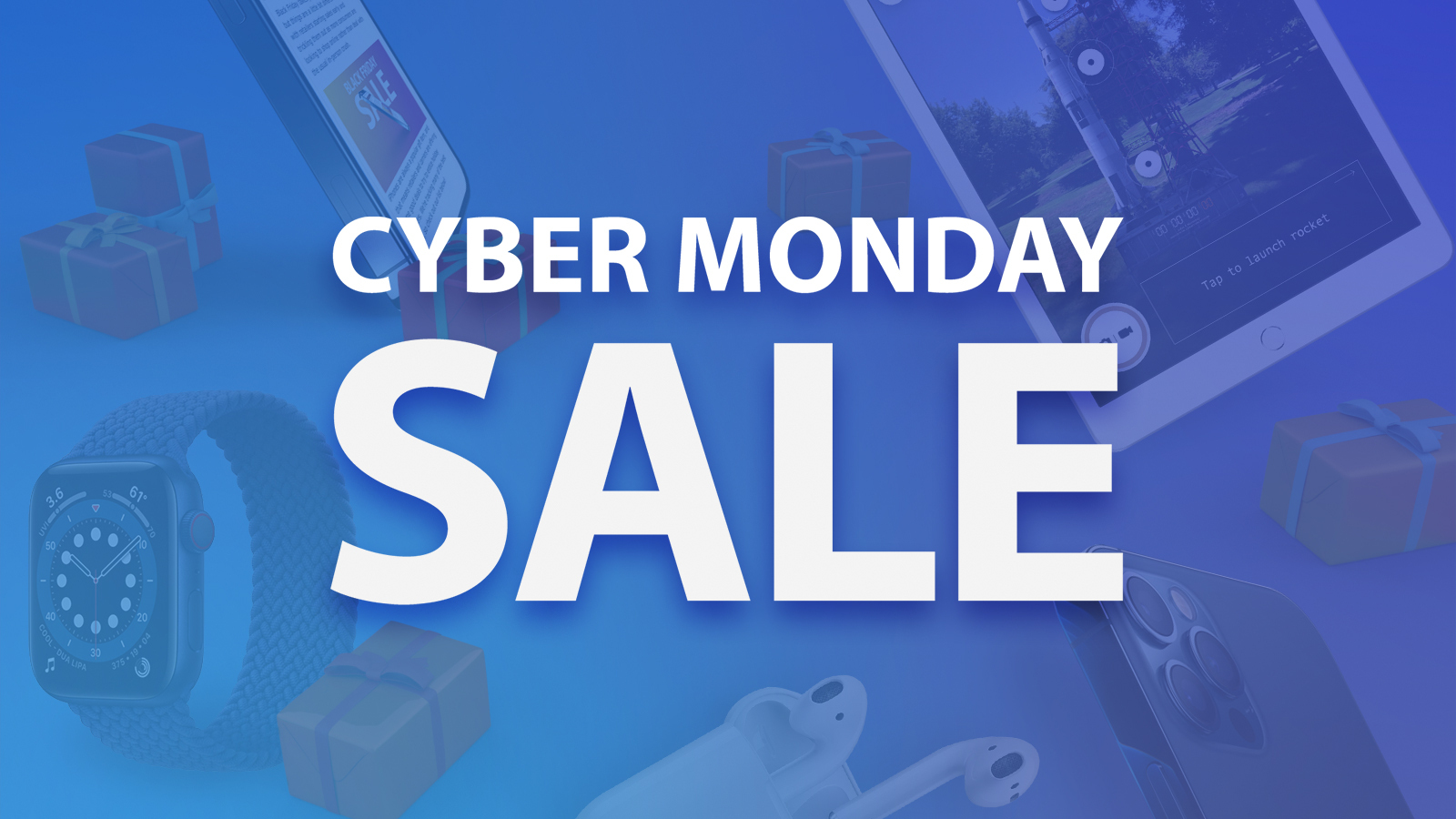 Apple Cyber Monday 2020: Discounts on iPads, Macs, AirPods, and More