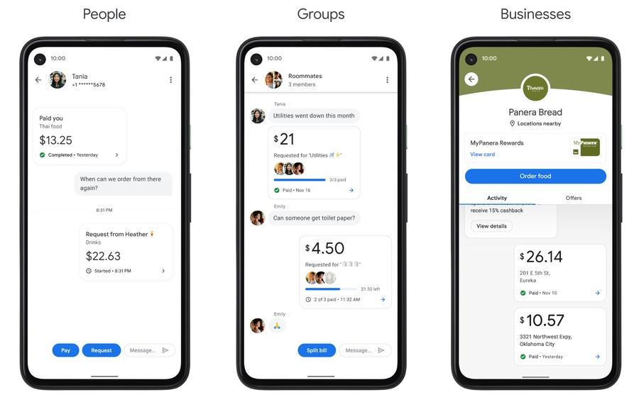 Google Revamps Google Pay,