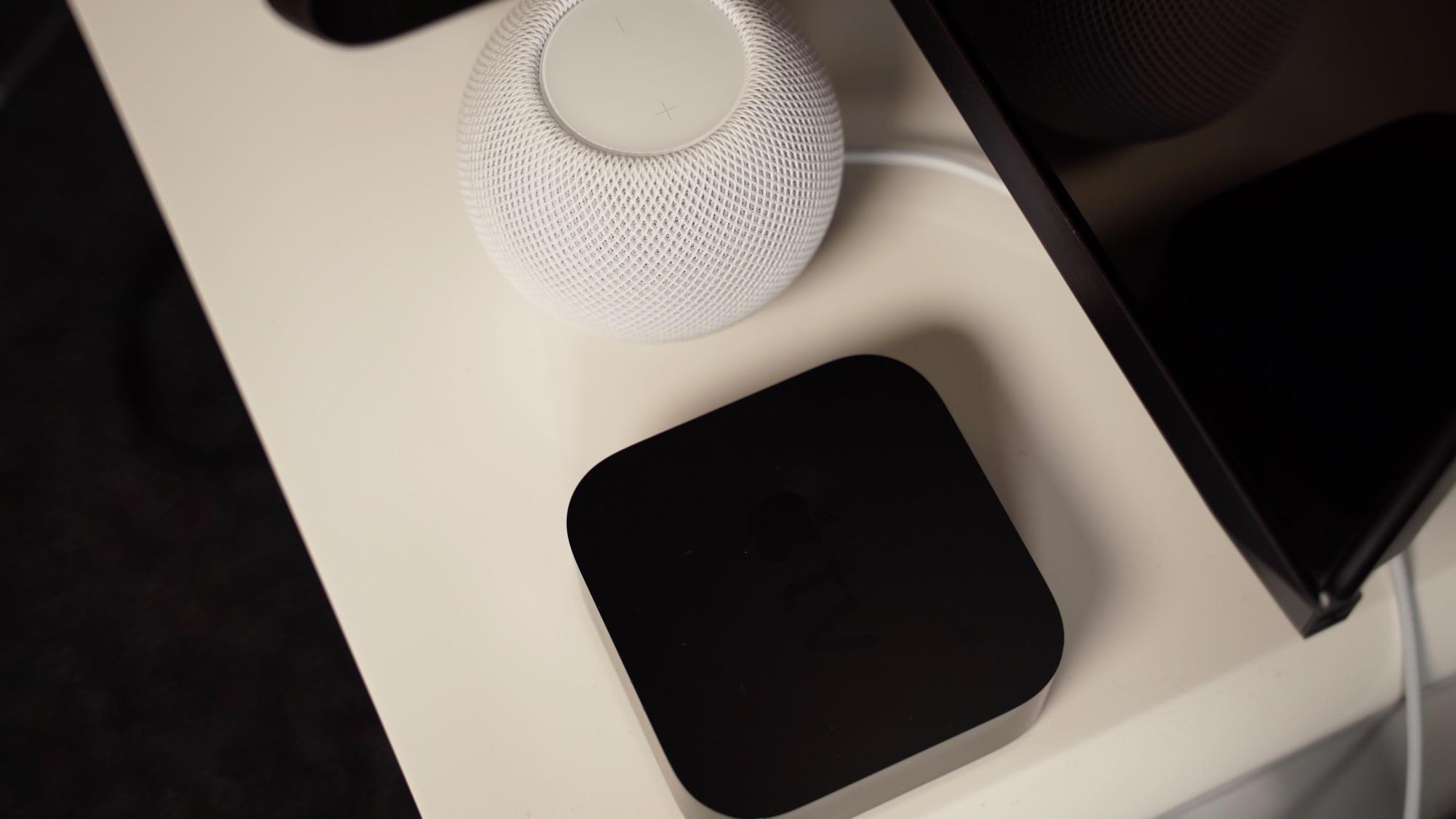 homepod mini apple tv