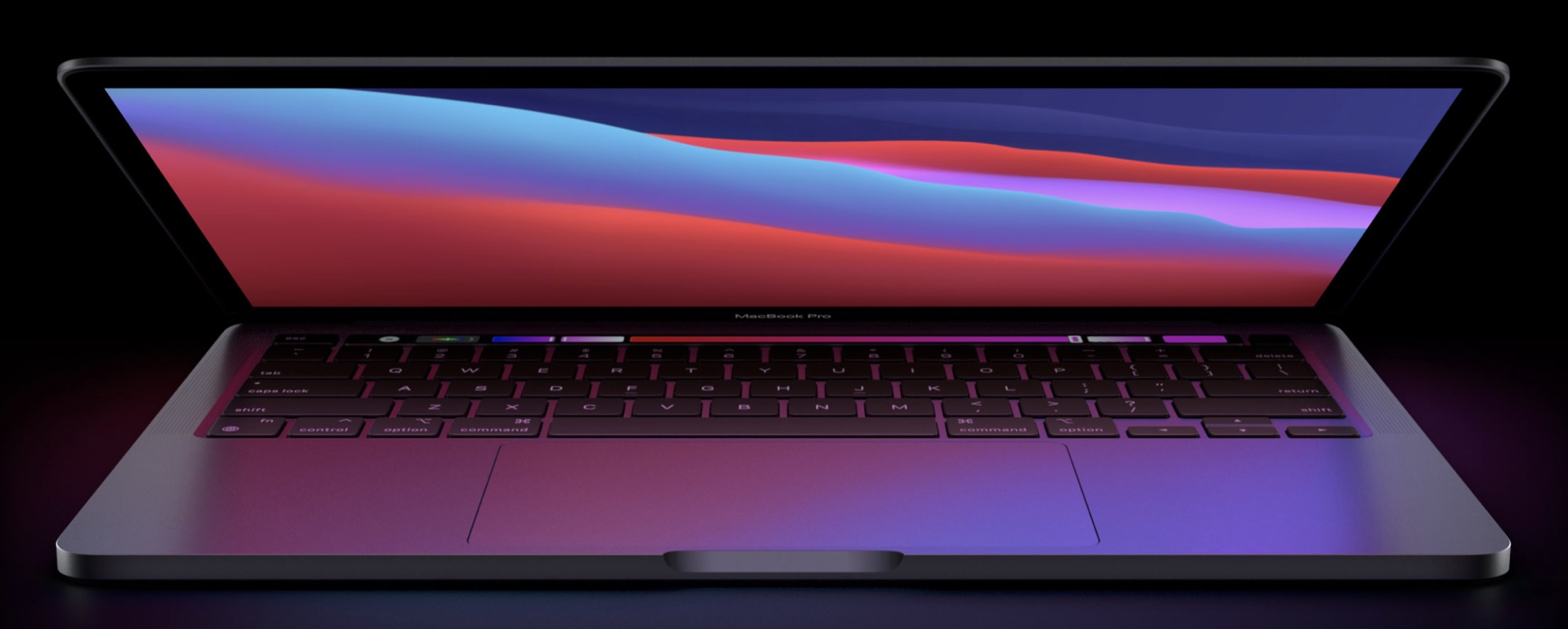 "MacBook Pro 13"": Apple M1 Chip and 20-Hour Battery"