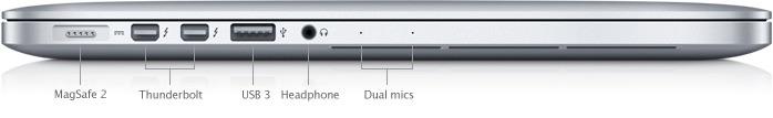 2012 macbook pro magsafe