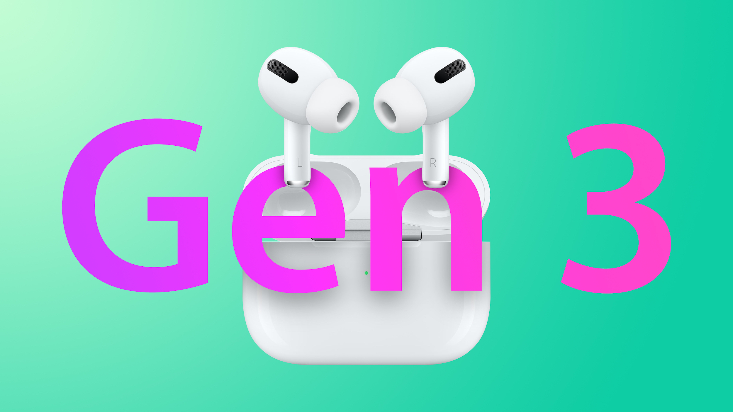 AirPods Gen 3 Feature
