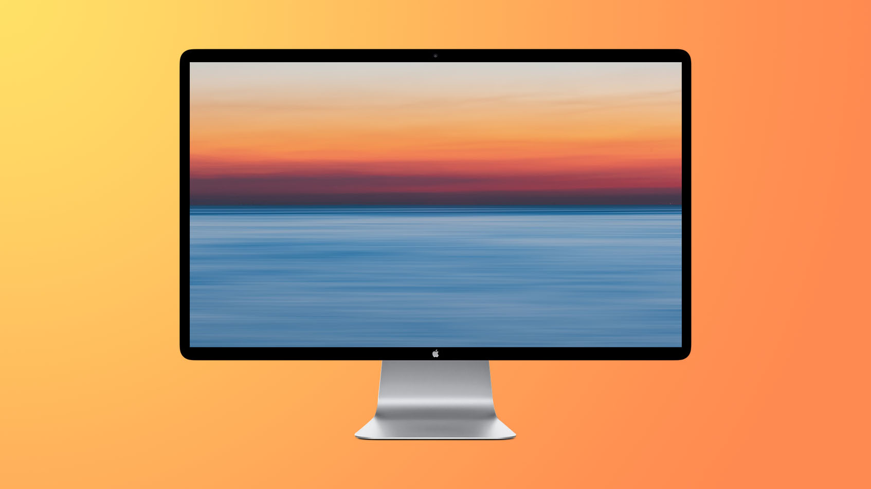 New Low Cost Thunderbolt Display Mock Feature 2021