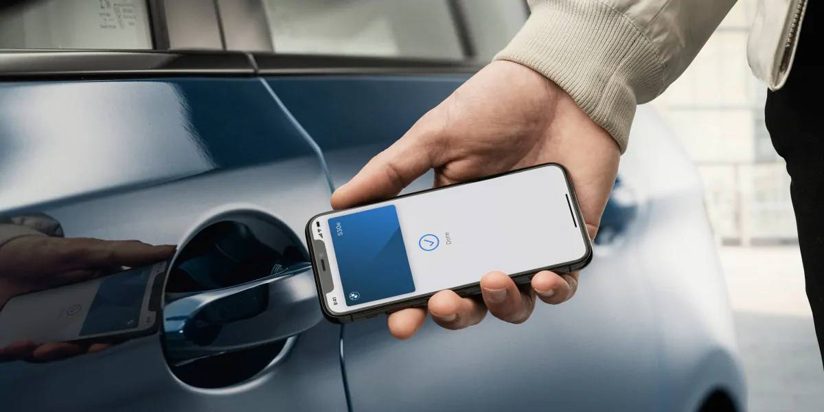 BMW Announces Plans to Launch Ultra Wideband Version of Apple's Car Key Feature by Early Next Year