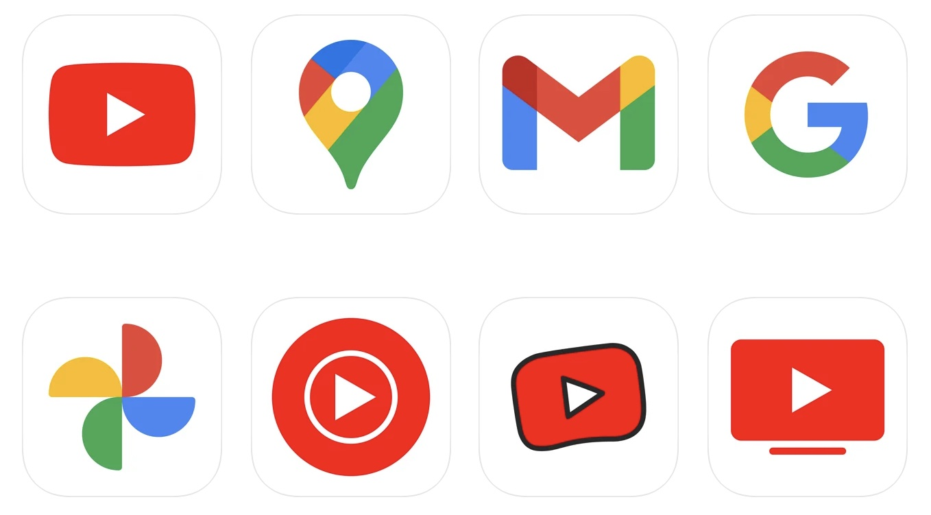 google apps collage
