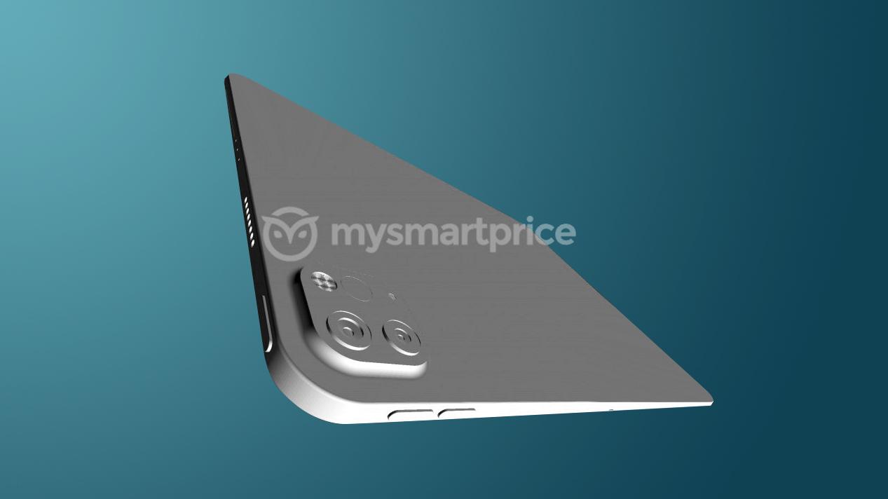 iPad Pro 2021 CAD Feature