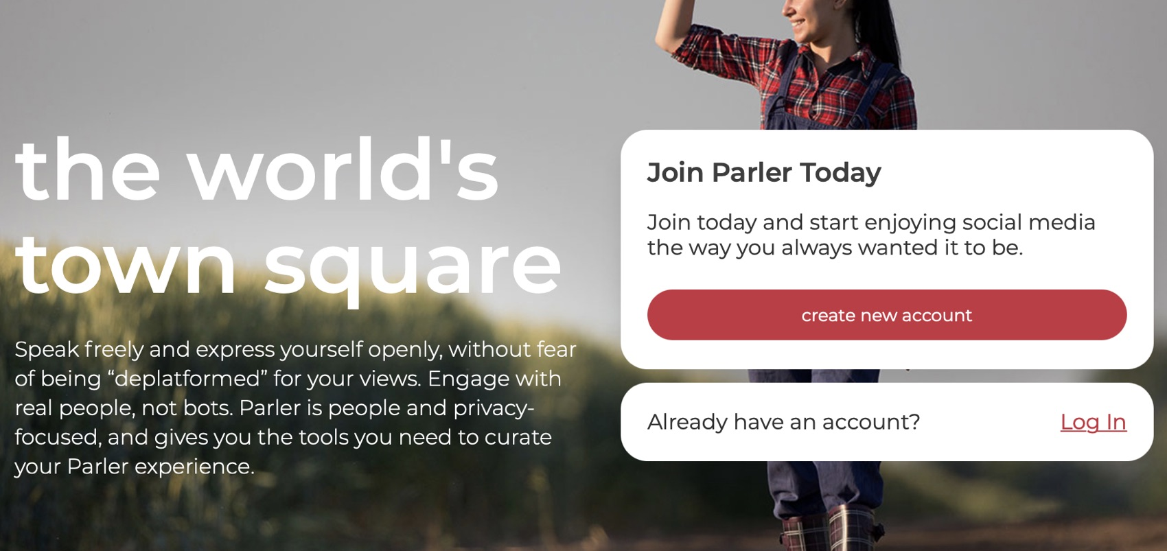 Apple Threatens to Ban Parler From App Store as Twitter Bans Donald Trump