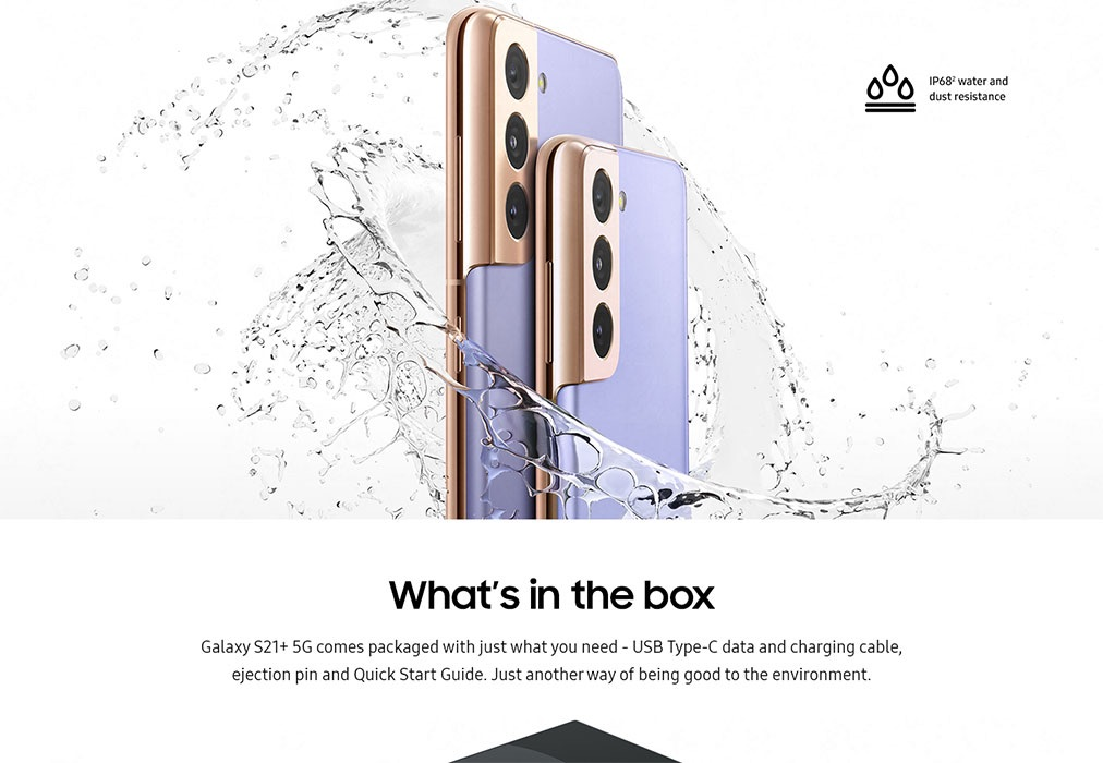 photo of Leaked Marketing Materials for S21 Launch Confirm Samsung Won't Include Charger image