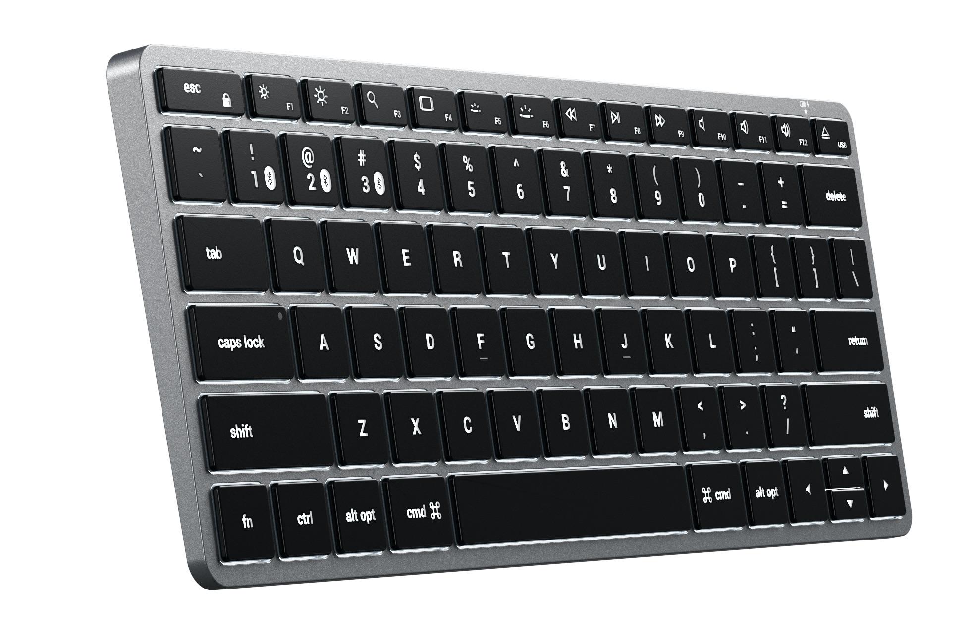 satechi x1 keyboard 2