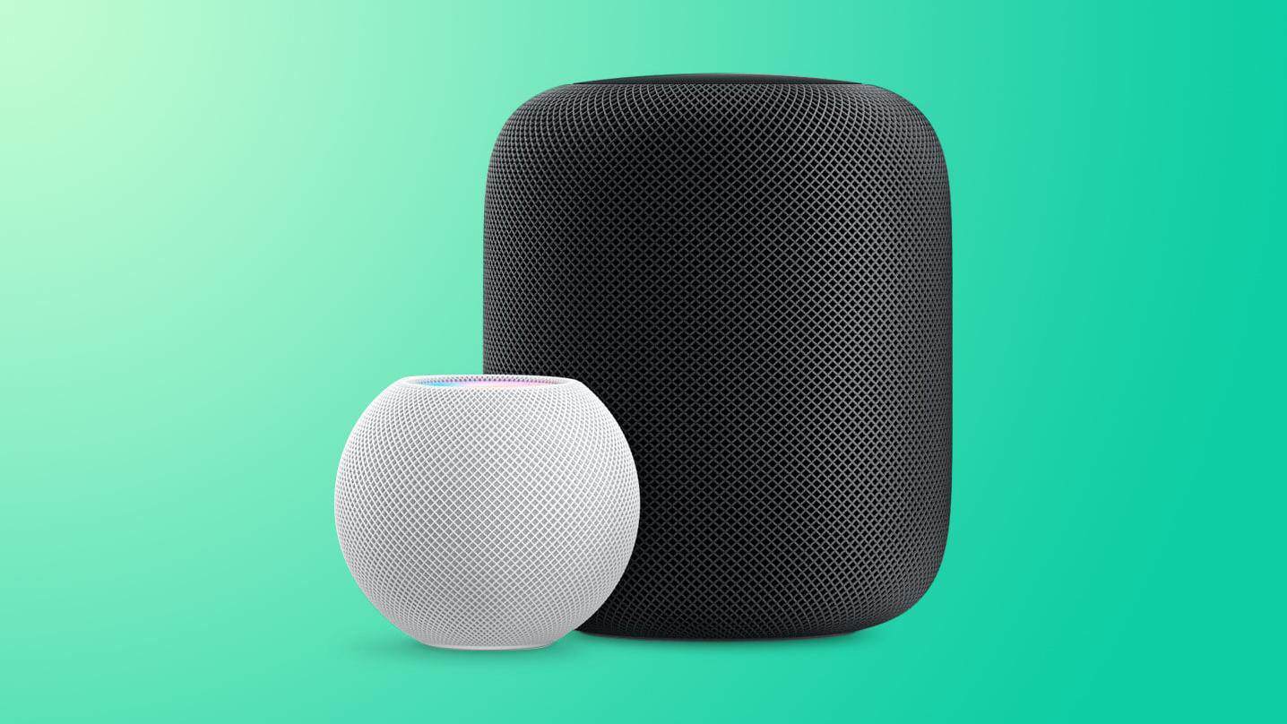 HomePodandMini feature green