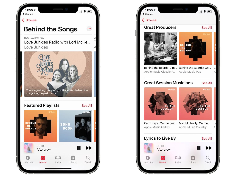 apple music hub