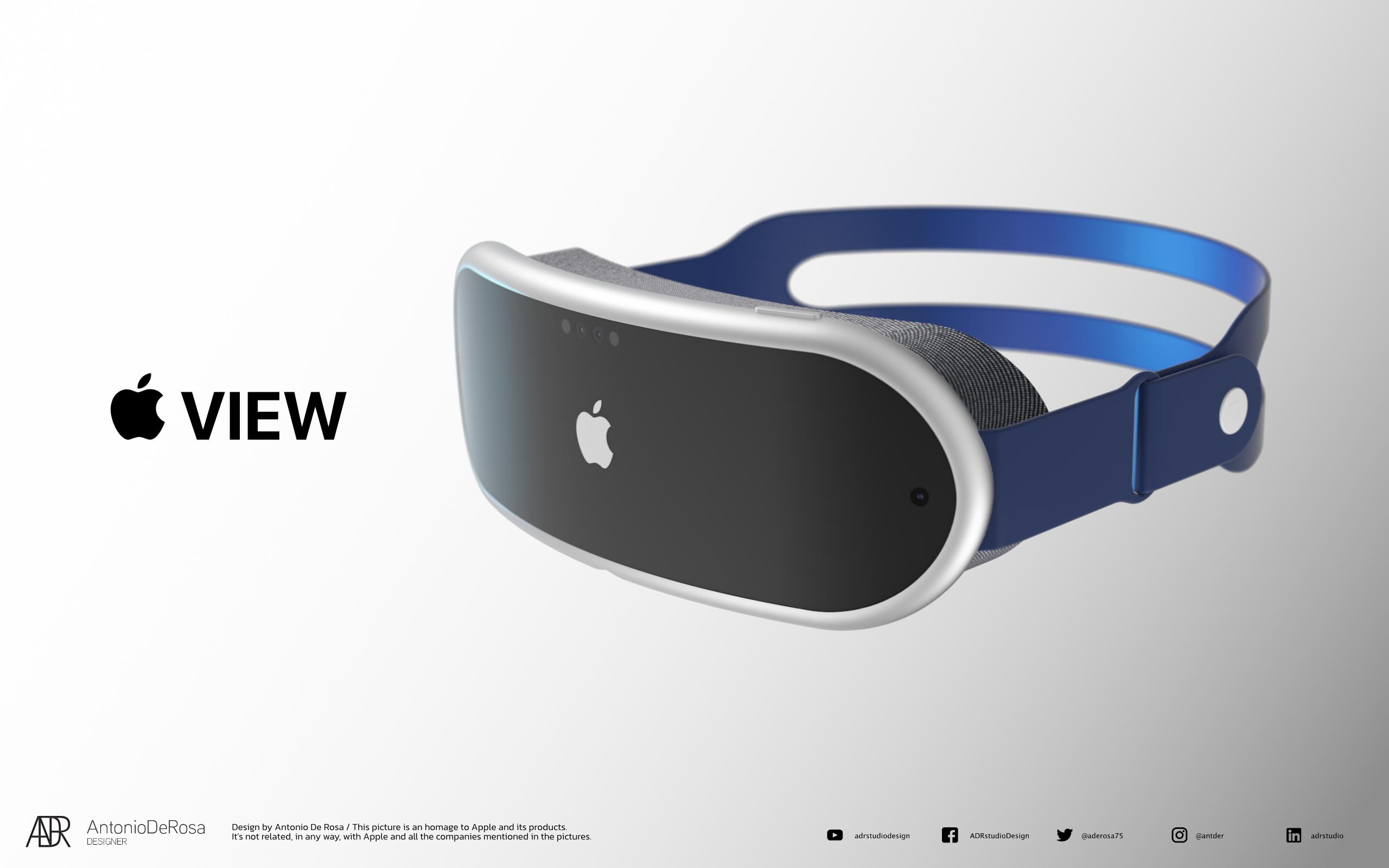 apple view concept right corner