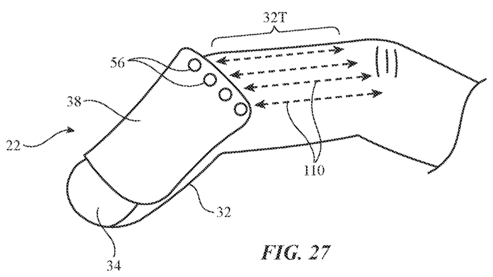 finger mounted device patent featured
