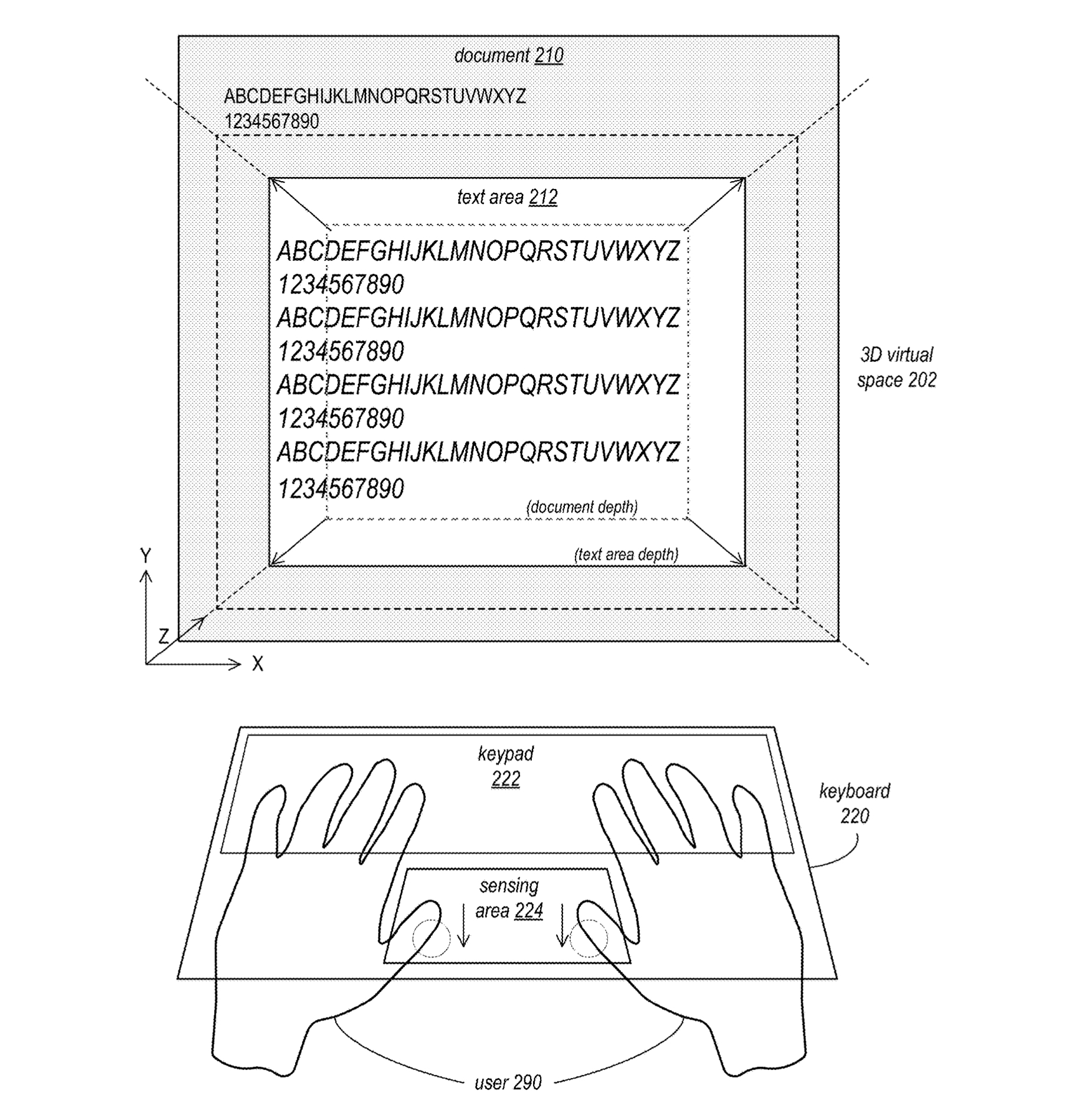 headset patent document software 2