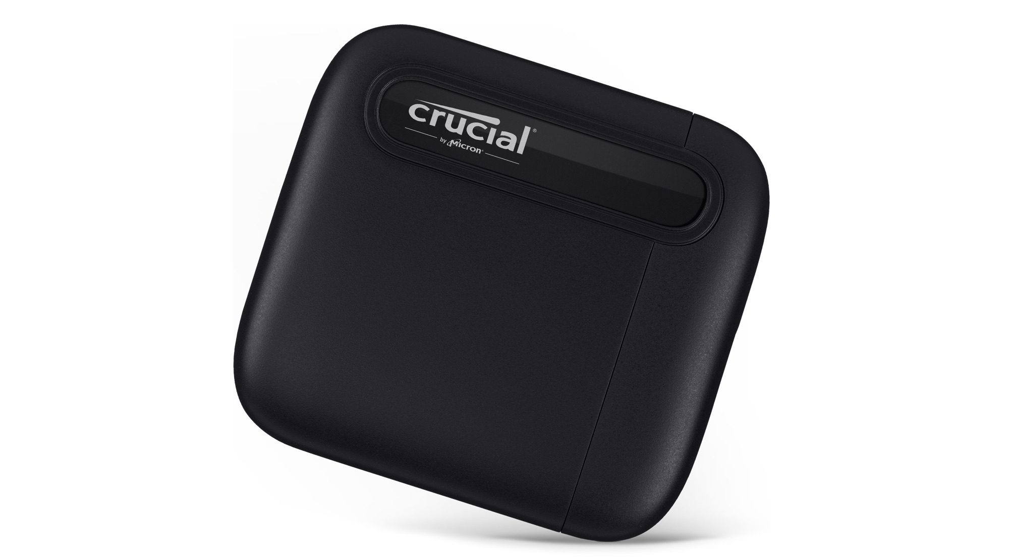 photo of Micron Debuts $490 4TB Crucial X6 External SSD image