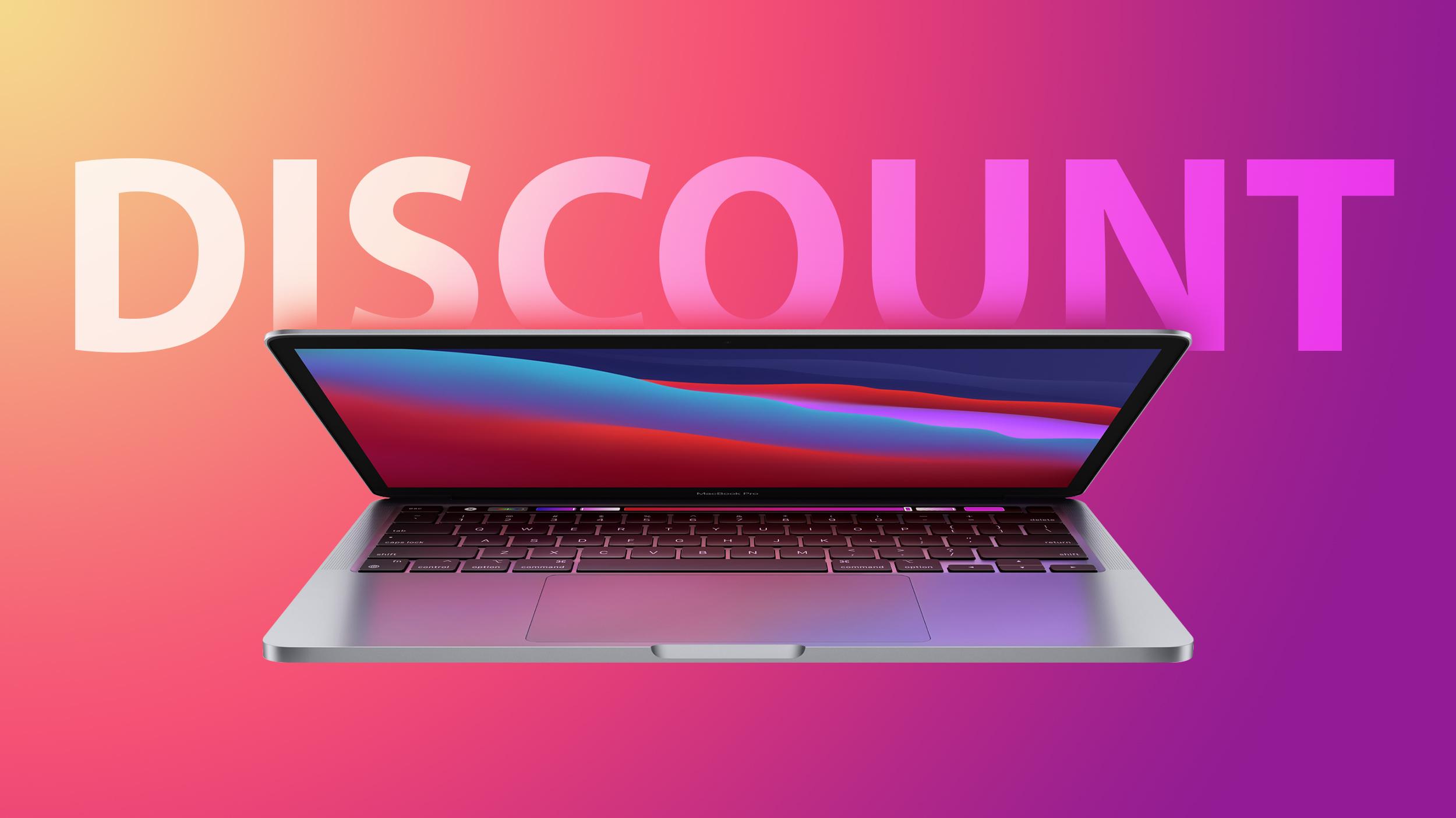 discount m1 macbook pro triad