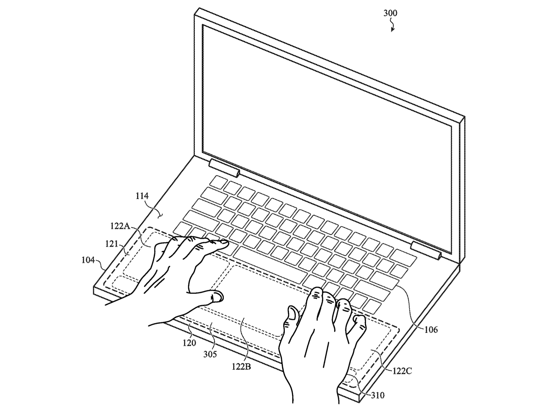 Apple Exploring Wider Use of Haptic Feedback on MacBooks
