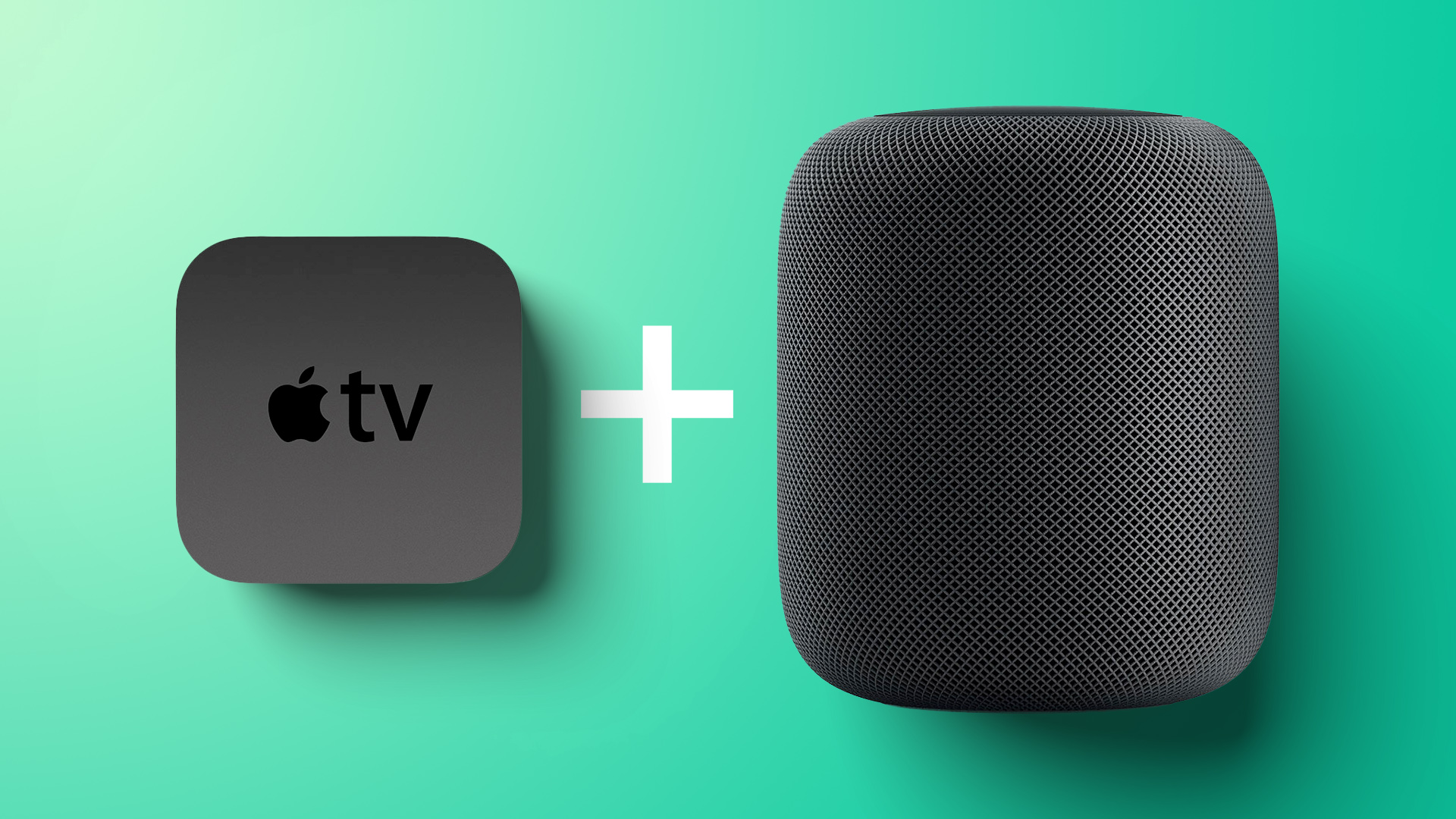 AppleTV and HomePod Feature
