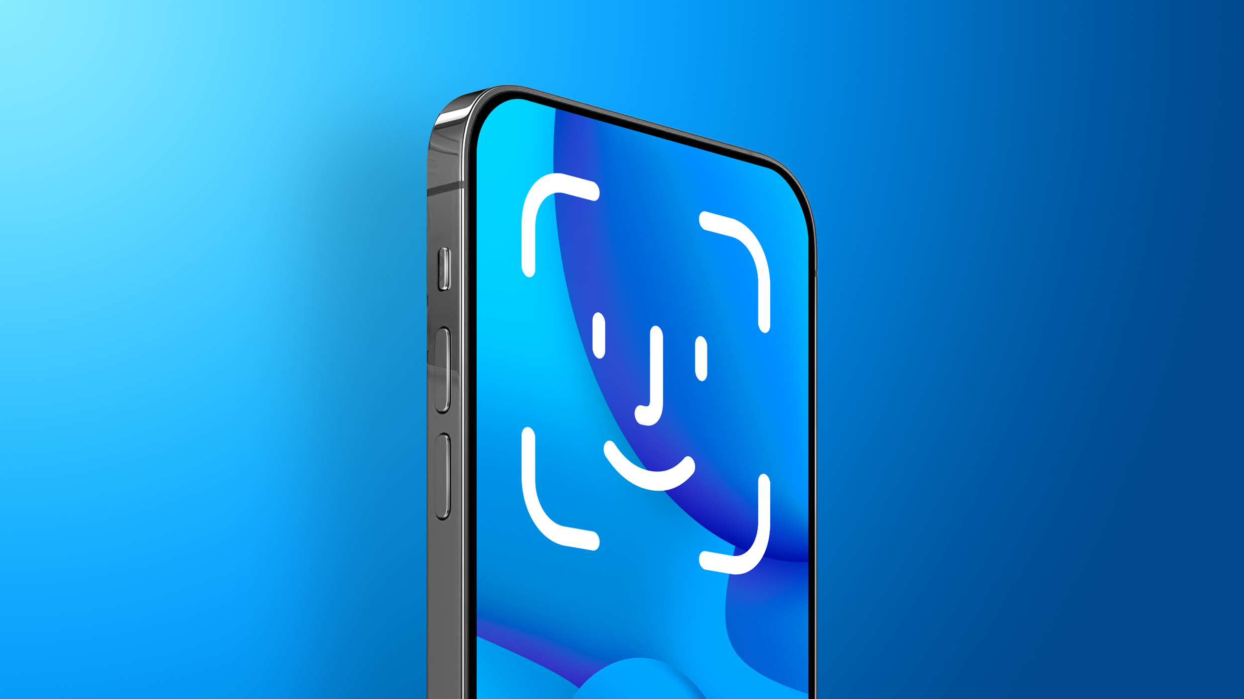 Beyond iPhone 13 Better Blue Face ID