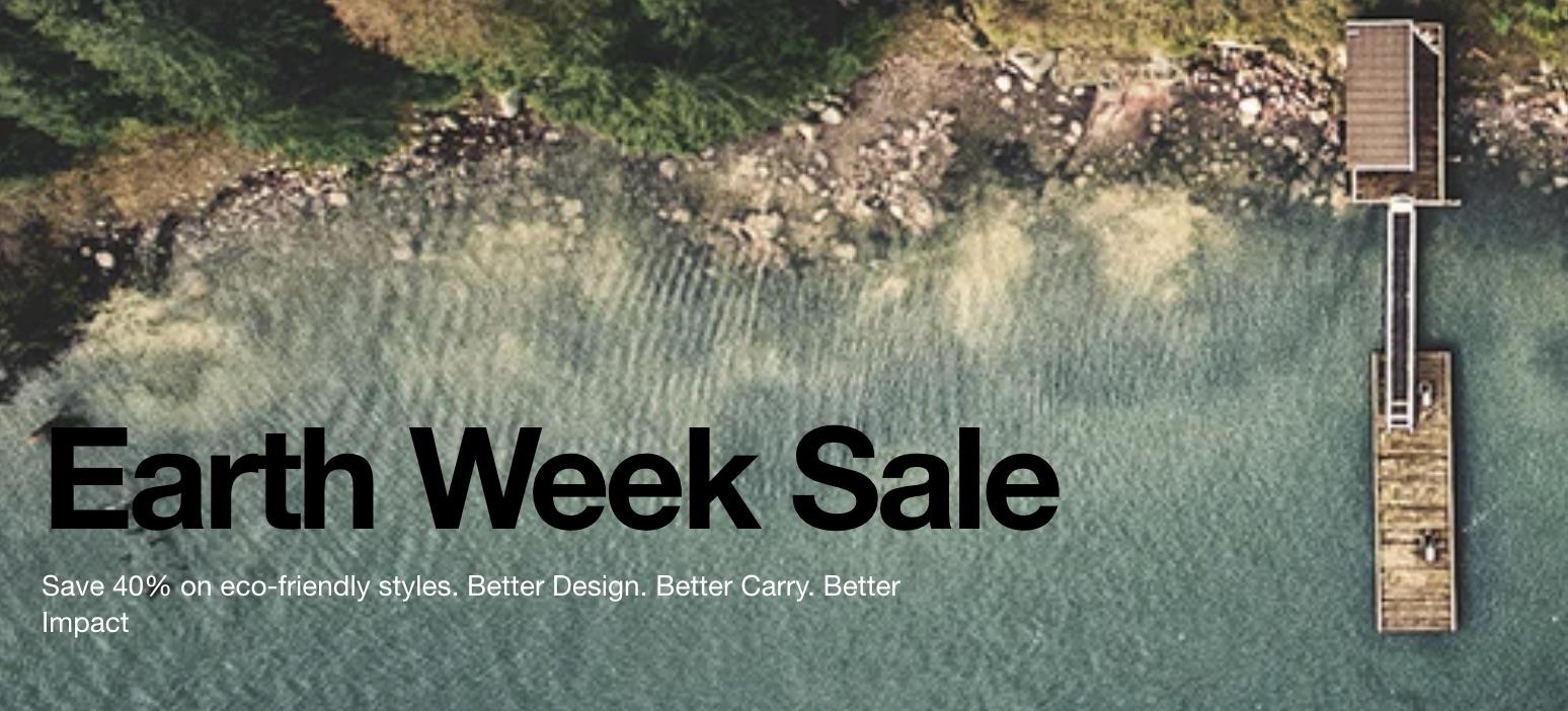 earth week sale incase