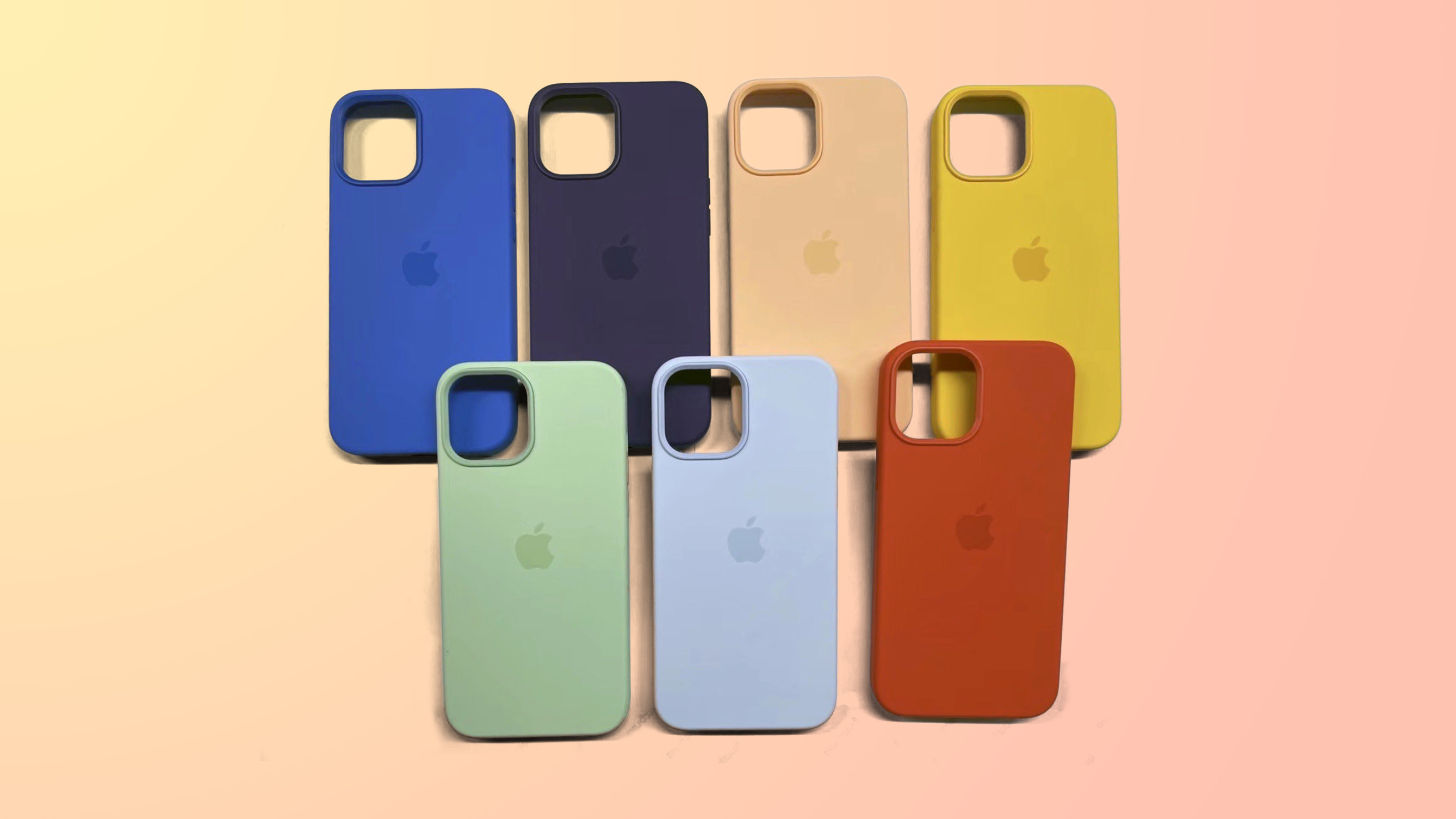 iphone 12 case spring 2021 colors leak feature 1