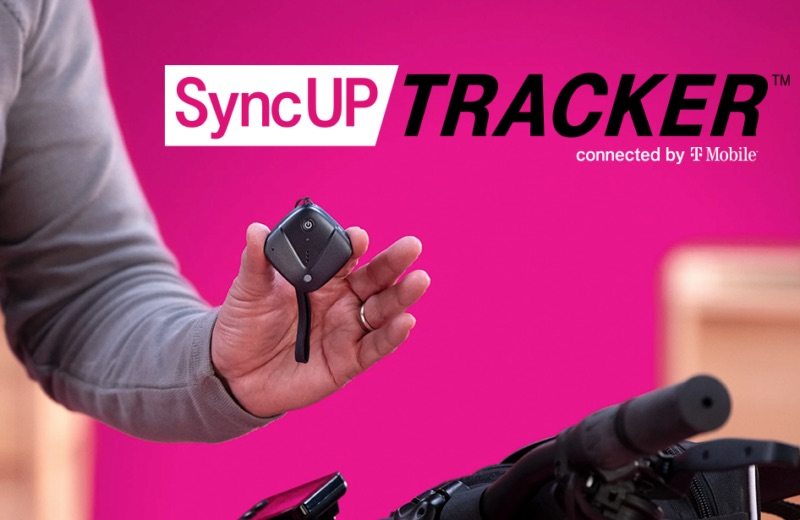 T-Mobile Launches $60 LTE 'SyncUP' Item Tracker