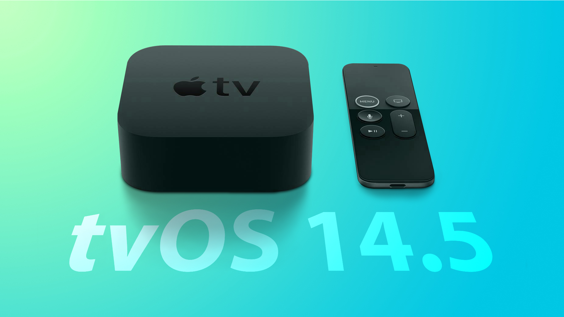 Apple Releases tvOS 14.5 With New Color Balance Feature, Expanded Controller Support
