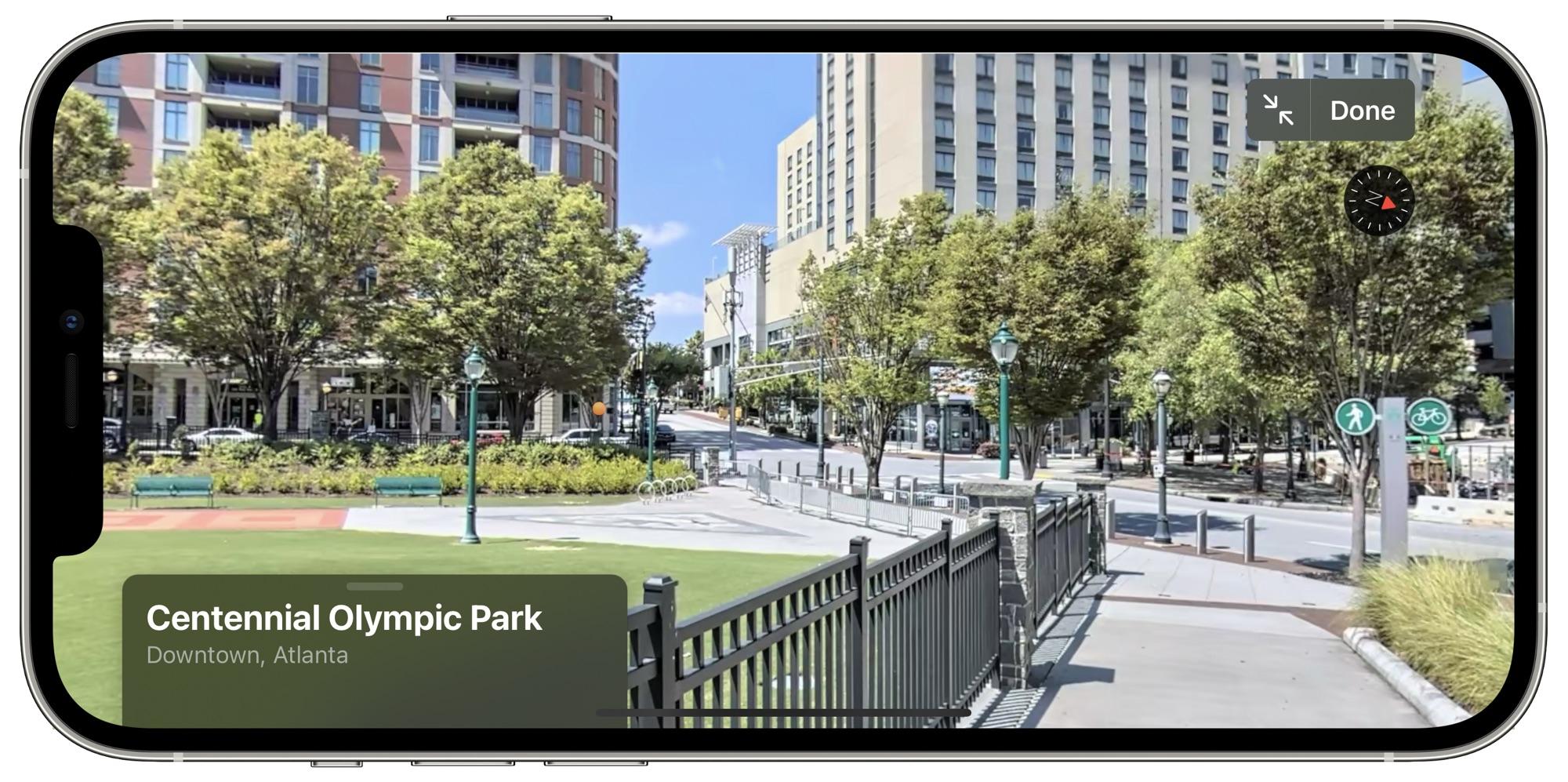 photo of Apple Maps 'Look Around' Feature Expands to Atlanta, Georgia image