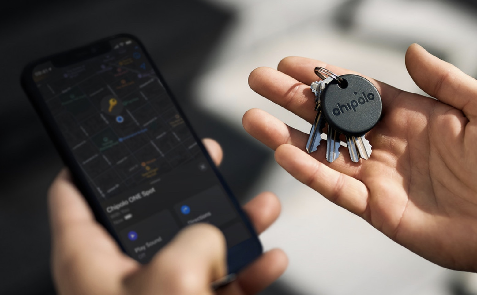 photo of Chipolo ONE Spot Now Available to Pre-Order as Cheaper AirTag Alternative With Find My Integration image