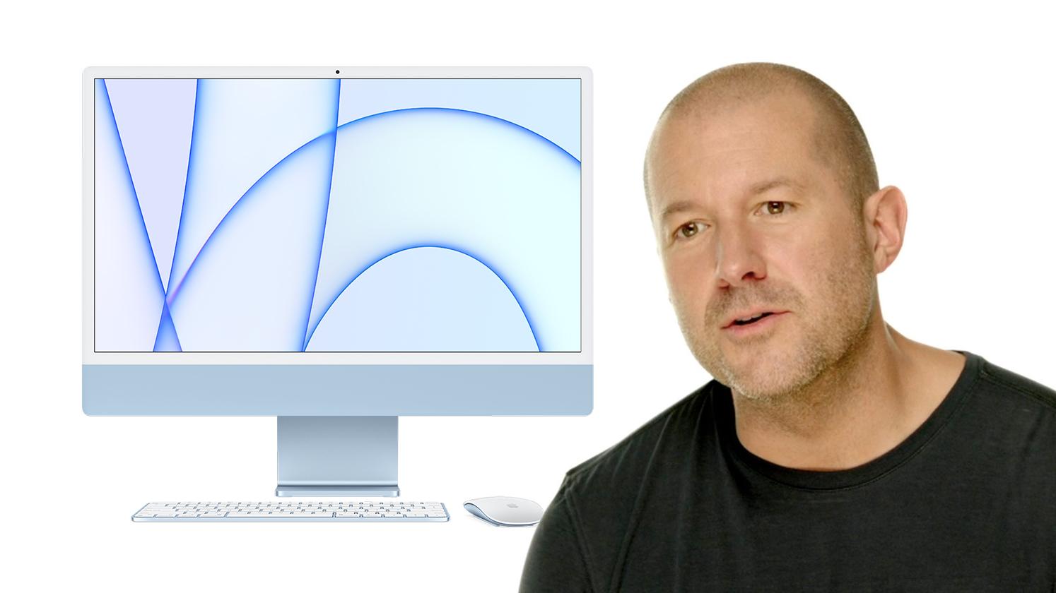 Jony Ive Was Involved in the New M1 iMac Design, Despite Leaving Apple in 2019