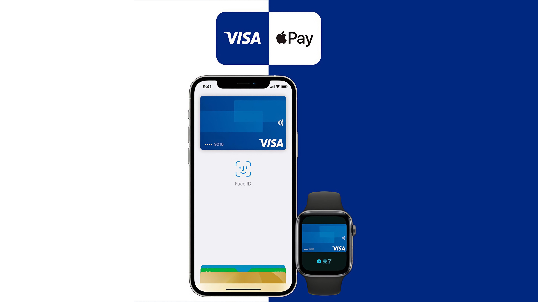 visa apple pay japan