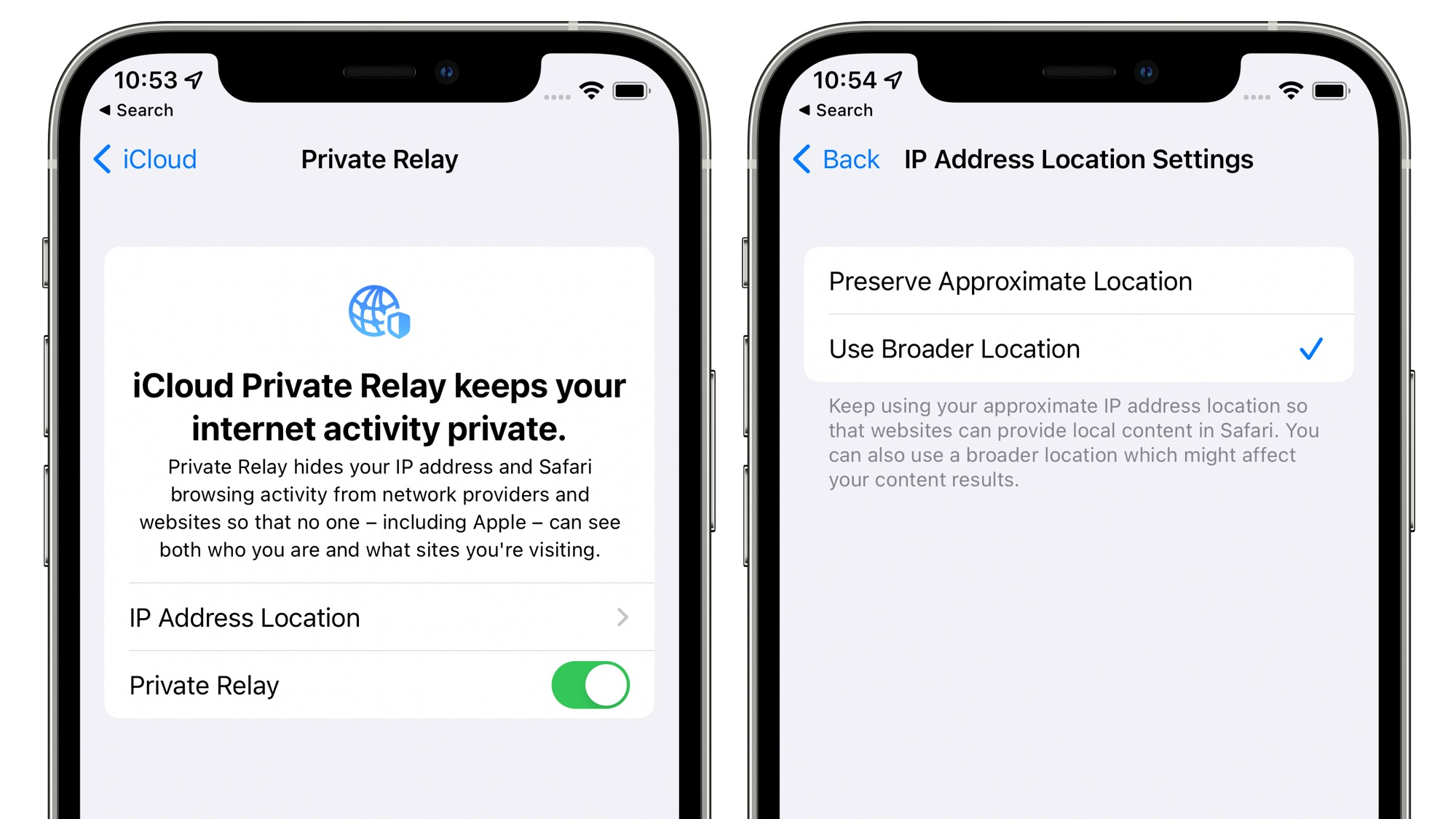 icloud private relay