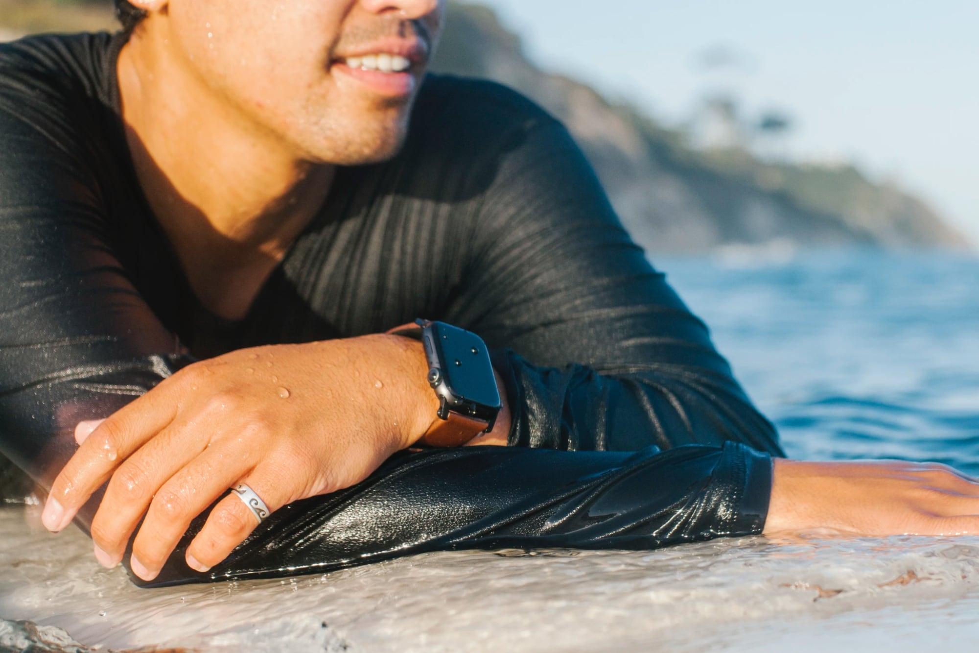 nomad apple watch surfing