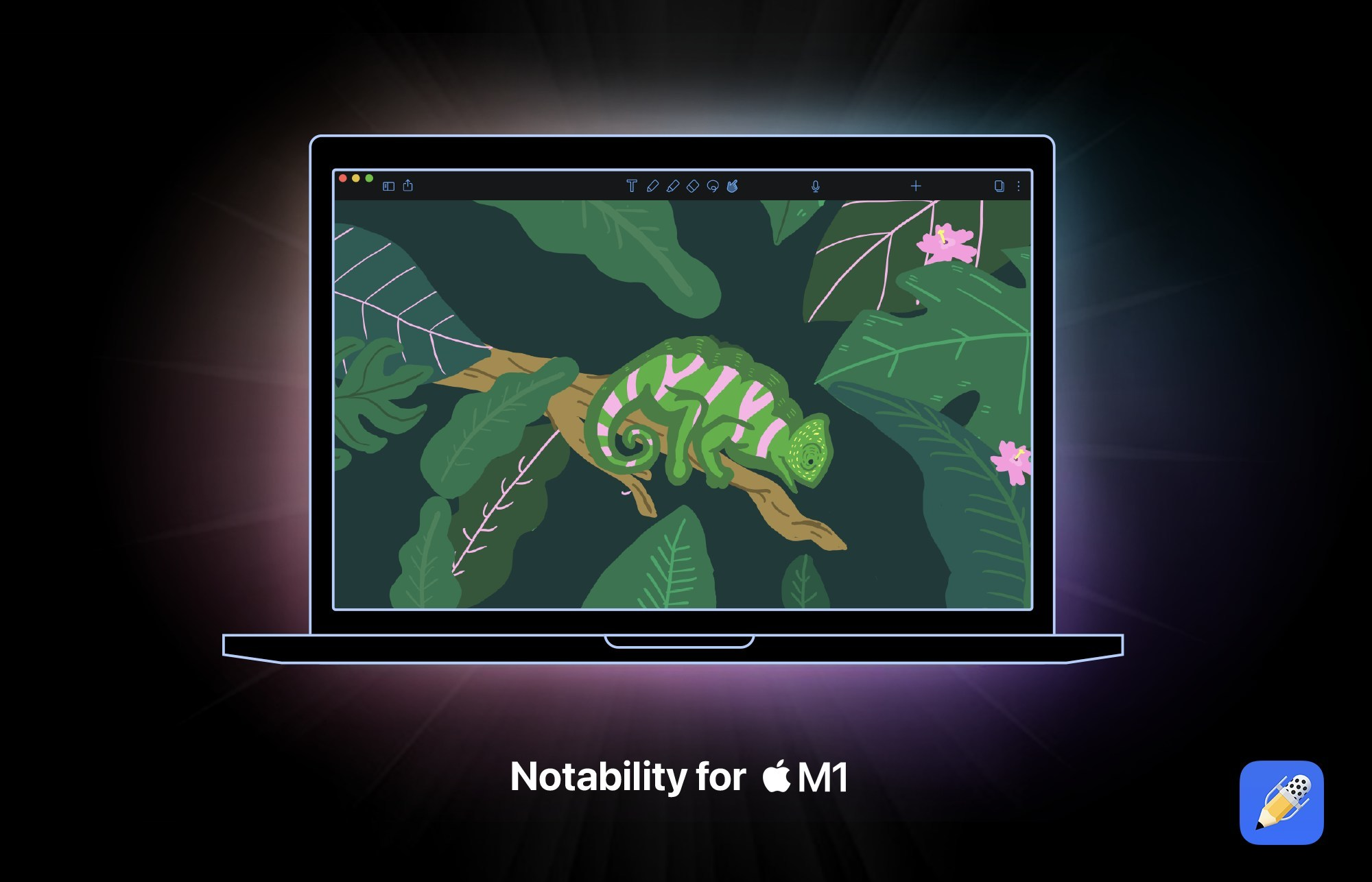 photo of Notability and FileMaker Updated With Native Support for M1 Macs image