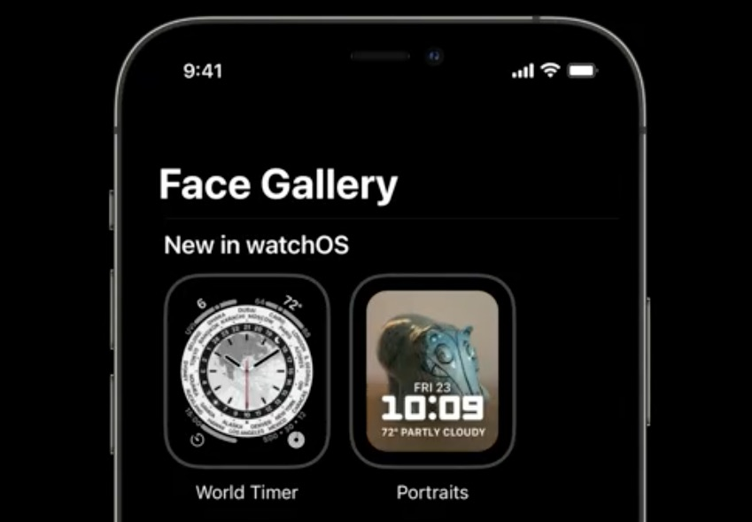 Unreleased 'World Timer' Watch Face Featured in WWDC Session