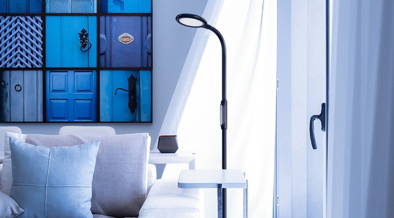 Meross Launches Modular Smart LED Floor Lamp With HomeKit Support