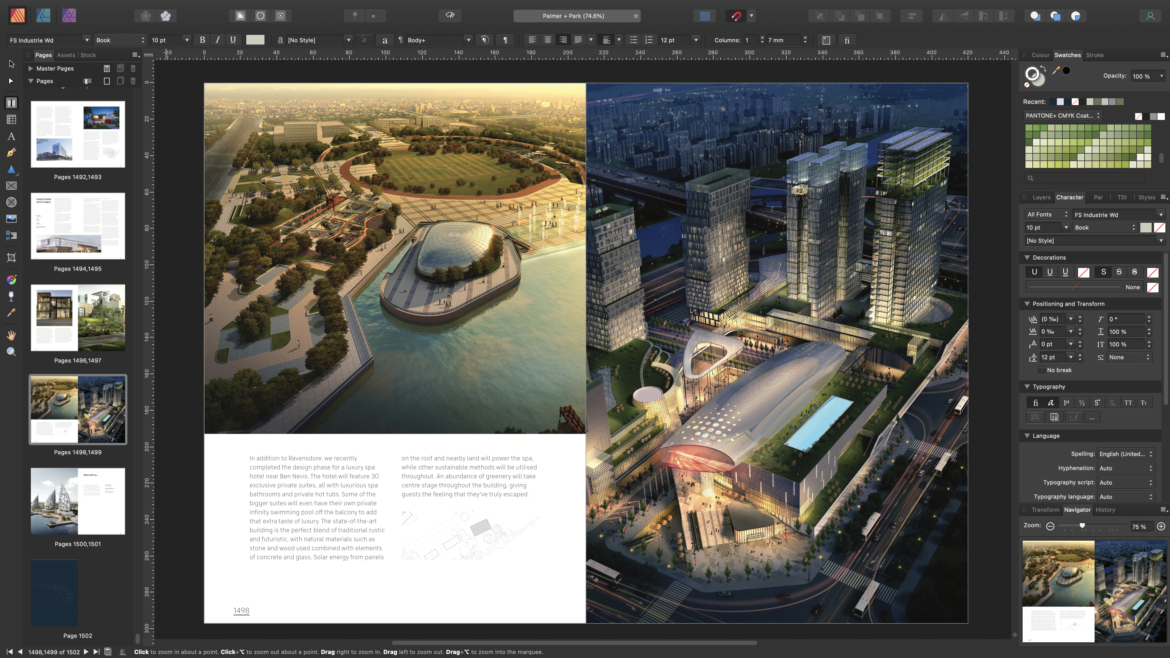 Affinity Creative Apps Gain Memory Optimization Update Making Some Tasks Up to 10 Times Quicker