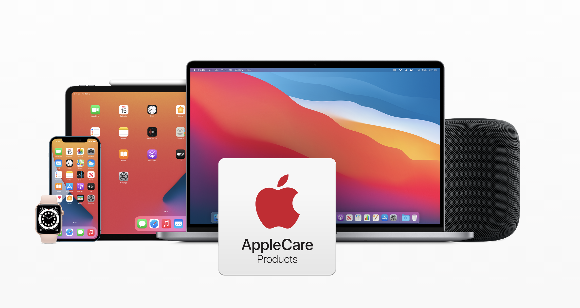 AppleCare+ With Theft and Loss Coverage Expands to the United Kingdom and Australia