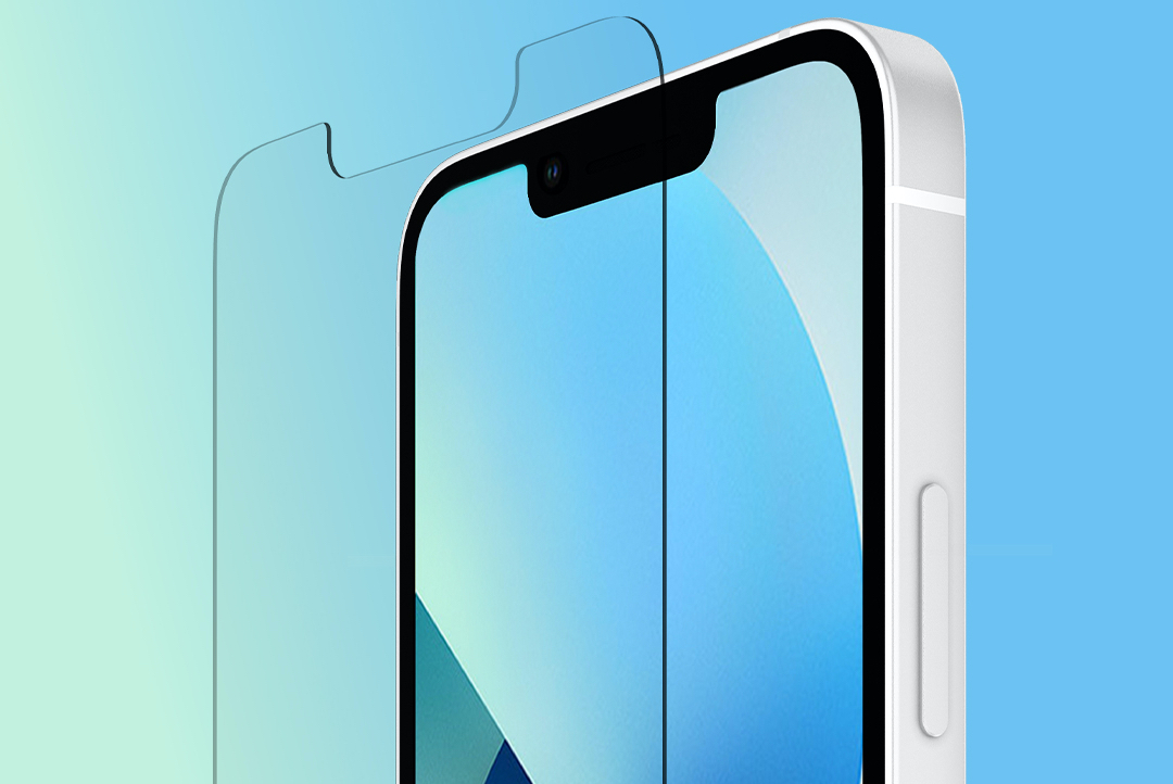 belkin ultraglass iphone 13
